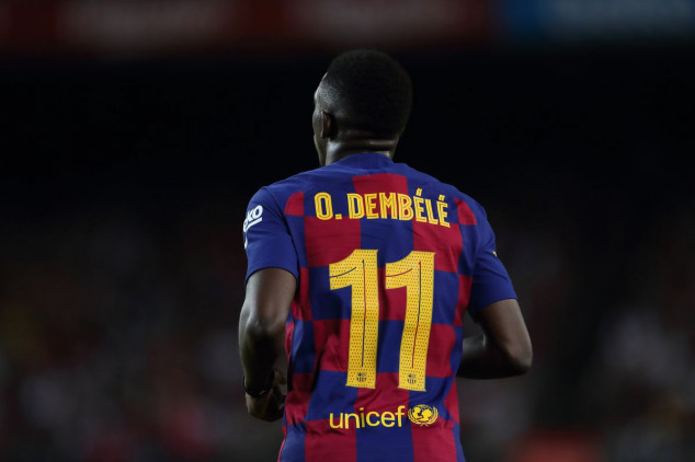 Transfer: Dembele's agent rules out Barca exit