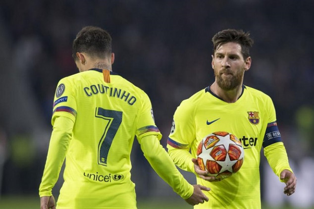 Former Barça icon blames Messi for Coutinho's exit