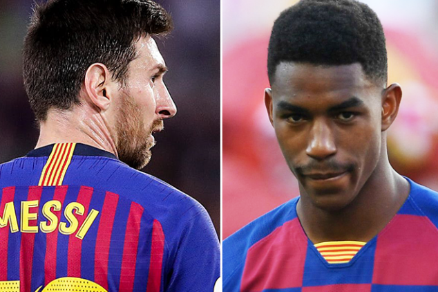 Firpo explains insulting Messi tweets