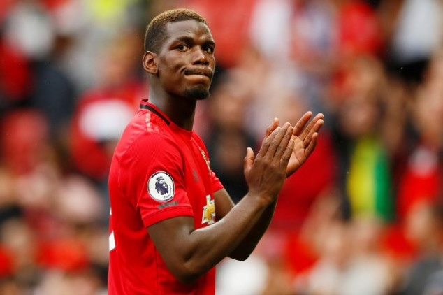 Pogba breaks silence after online racial abuse