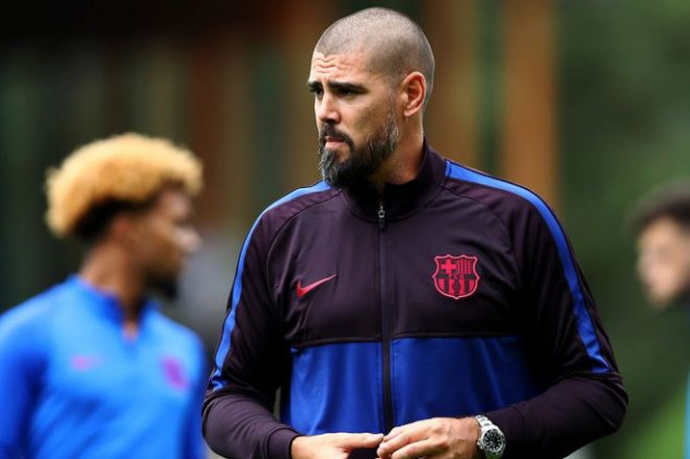 Valdes refuses to comment on Neymar to Barca rumor