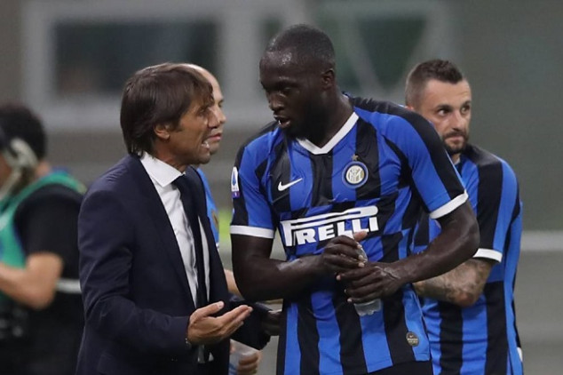 Lukaku earns praise from Conte and Martinez