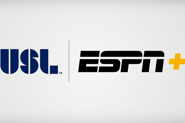 USL and ESPN sign new three-year deal
