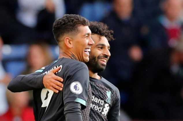 Liverpool sets new club record with Burnley win