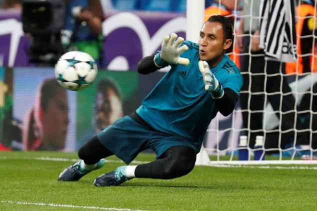 Navas joins PSG after 5-year stint at Real Madrid