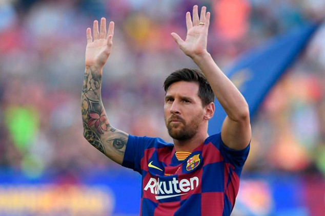 Messi can leave Barca for free during the summer
