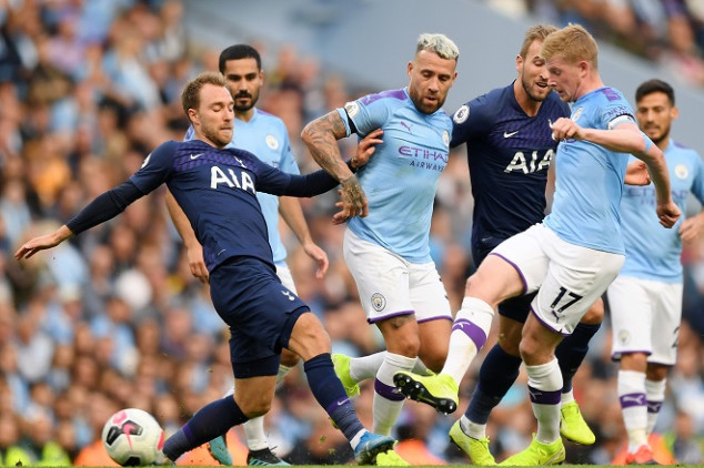 Juventus plotting double swoop for EPL aces