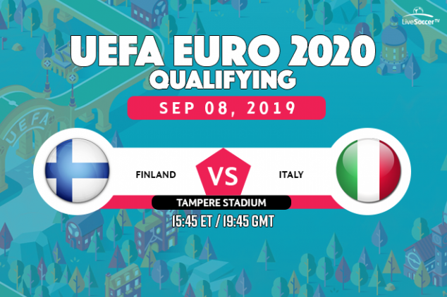 Finland vs Italy viewing info