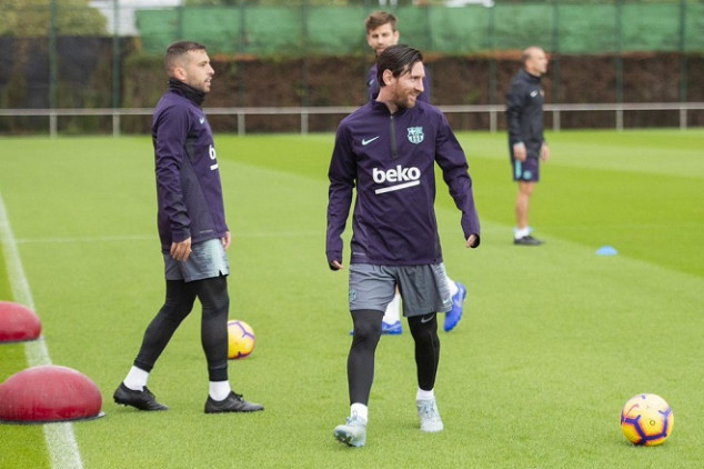 Messi in doubt after skipping Tuesday's training
