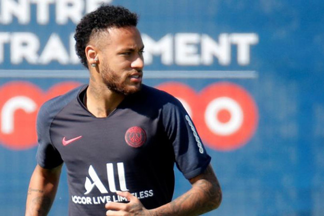 PSG looking to offload Neymar in January