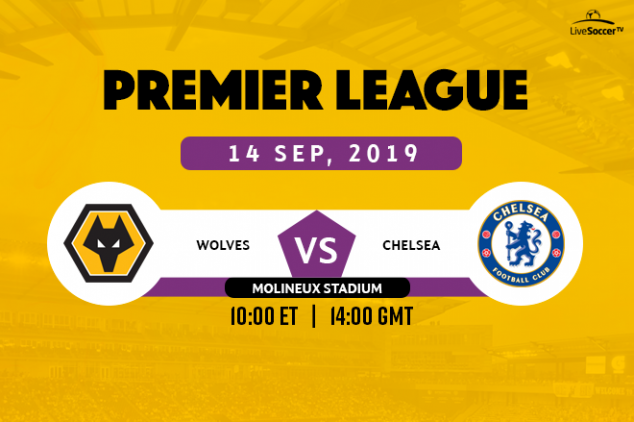 Wolves vs Chelsea viewing info