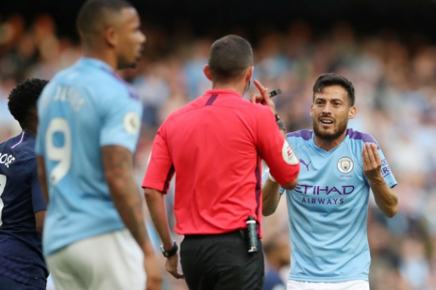 Silva comes clean on his decision to leave City