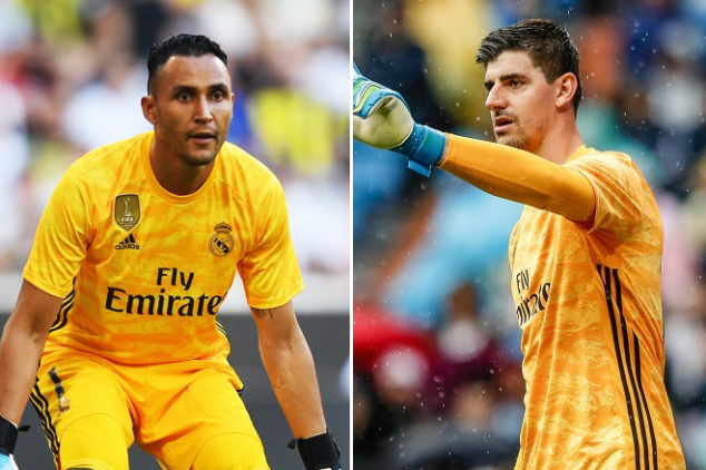 Navas eyeing revenge in PSG vs Real Madrid