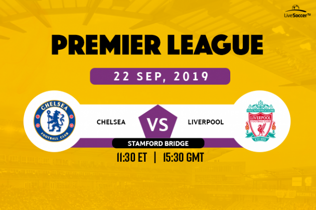 Chelsea vs Liverpool viewing info