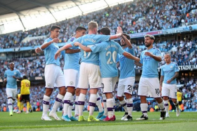 Records galore as City destroys Watford
