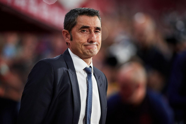Fans demand Valverde's sack after Granada defeat