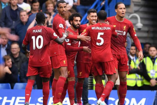Liverpool sets new record with Chelsea win