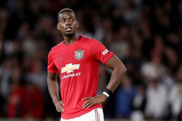 Twitter reacts to Pogba captaincy snub