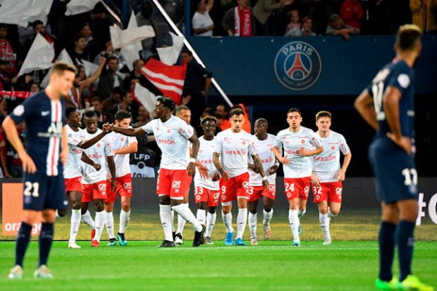 PSG reaches unwanted milestone in shock loss