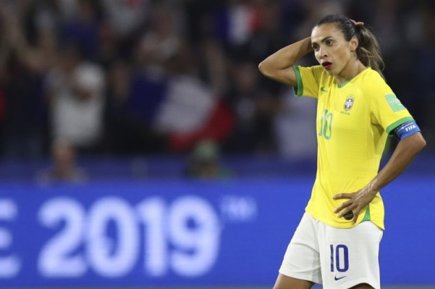 FIFA Women's Ranking: Brazil set unwanted record