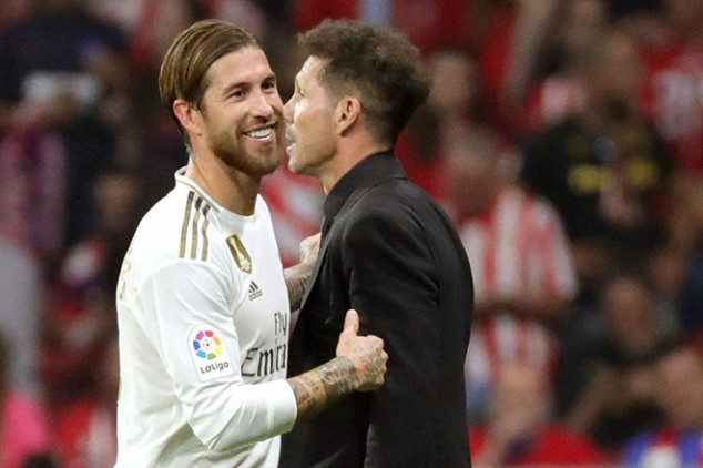What Ramos' allegedly said to the linesman