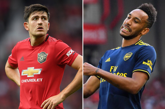 The feats that could be set Man Utd v Arsenal