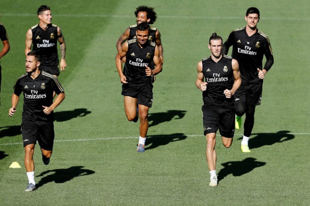 Real Madrid missing 2 big names for UCL clash