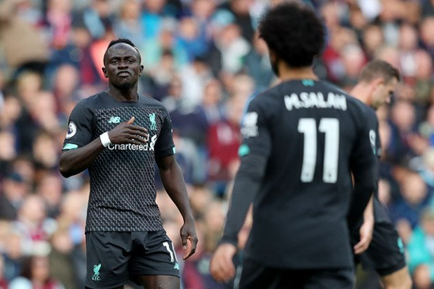 Mane opens up about fallout with Salah