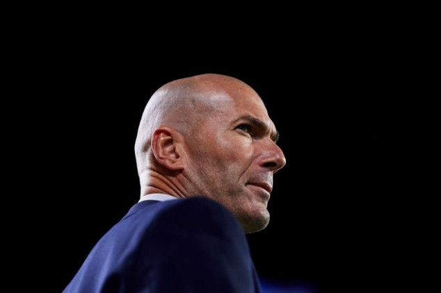 Zidane slams Real Madrid players after 2-2 draw