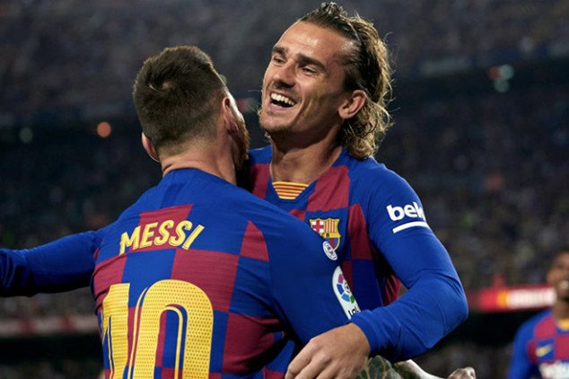 Griezmann: My relationship with Leo is struggling