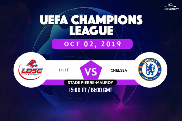 Lille vs Chelsea viewing info