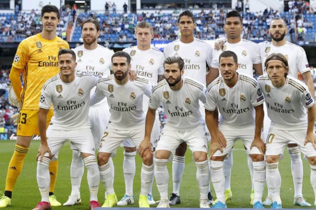 Madrid defender ruled out for the rest of the year