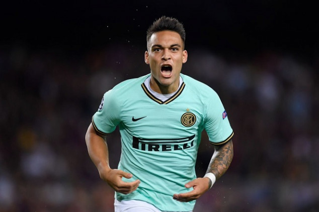 Inter makes history with opening goal vs Barca