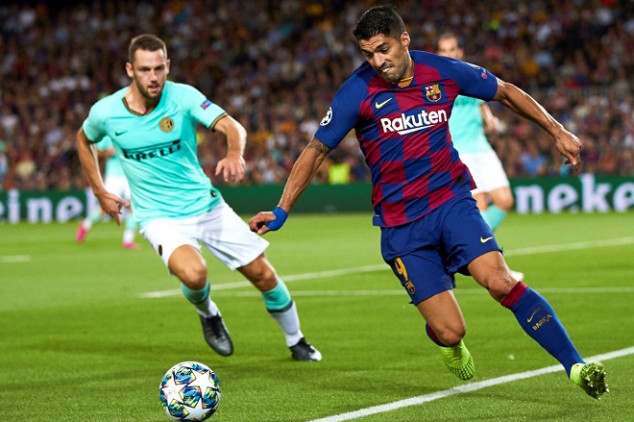 Suárez saves Barca while ending UCL hoodoo