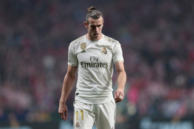 Real Madrid to fine Gareth Bale for arriving late