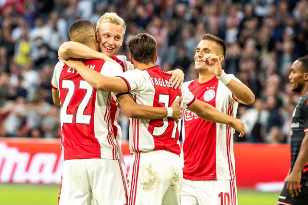 Real Madrid targets $123 million-priced Ajax star