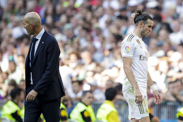 Bale fed up and eyeing Real Madrid exit