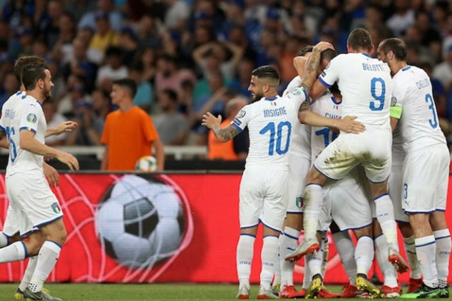 Italy vs Greece viewing info