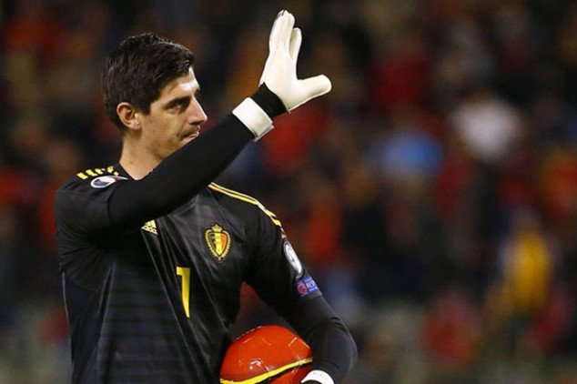 Courtois responds to anxiety problem claims