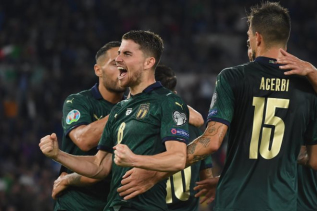 Italy reaches Euro 2020 whilst Norway delays Spain