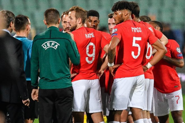 Bulgaria-England clash halted twice due to racism