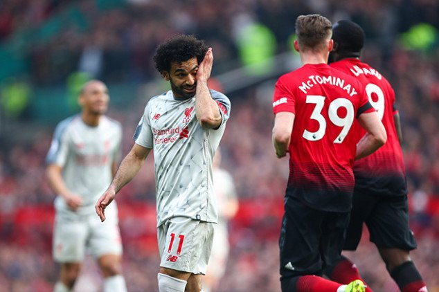 Two records could be set in Man Utd vs Liverpool