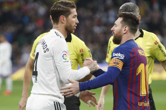 Barca, Real Madrid agree on new Clasico date