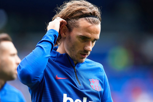 Barca and Atletico make peace over Griezmann