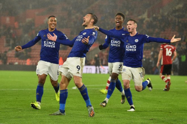 Leicester makes EPL history with 9:0 win