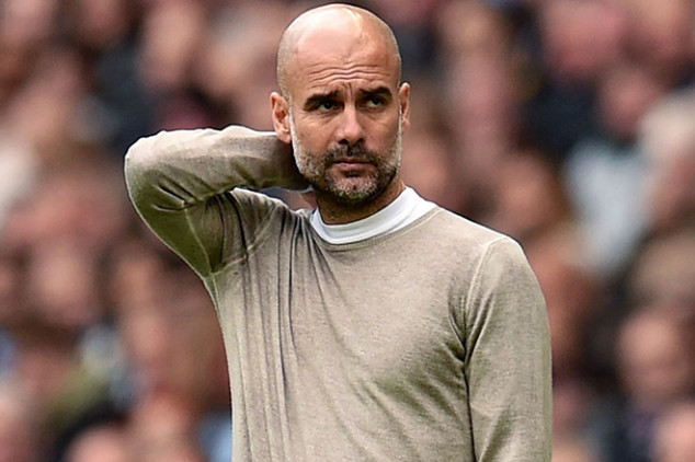 Neville tips EPL boss to succeed Pep at Man City