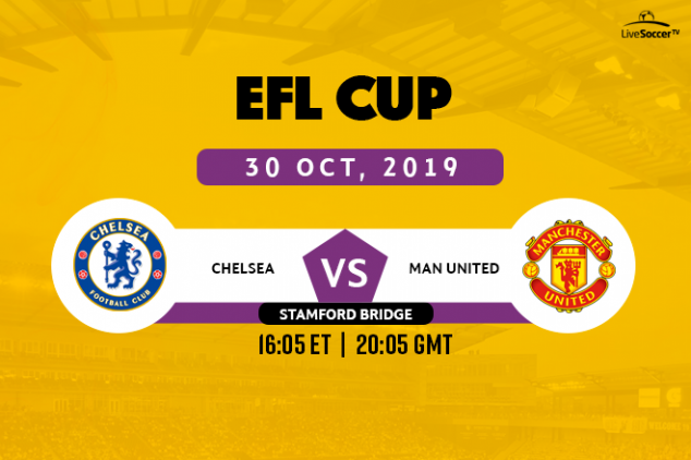 Chelsea vs Manchester United viewing info