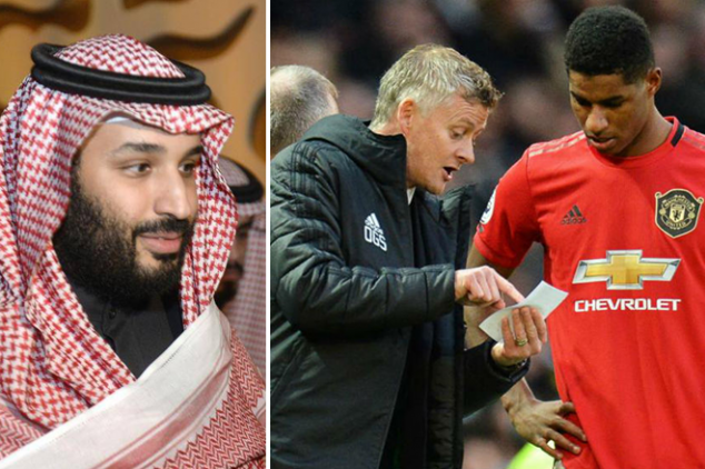 Saudi reportedly completes Man Utd takeover