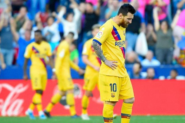 Valverde explains why losing is good for Barca