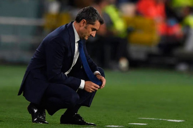 Valverde's replacement set to arrive in December?